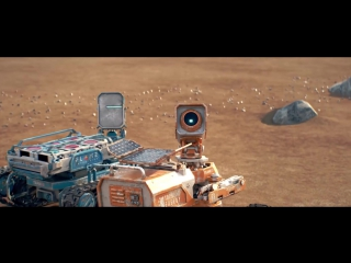 """Неизвестная планета"" / Unknown Planet - Animation Short"