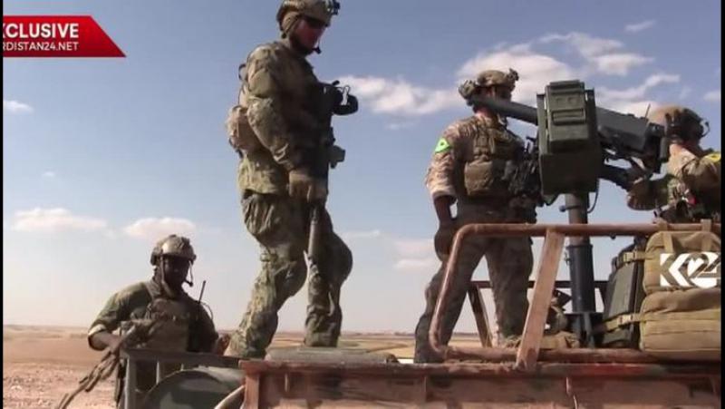 Американцы вывозят Главарей ИГ из Дейр-эз-Зора СИРИЯ США_НацияУбийц
