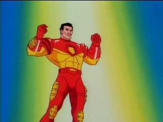 Железный человек (1 сезон 5 серия) 1994