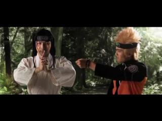 Russian VO Parodies - Naruto the Movie (Official Fake Trailer) RUS.