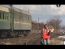 Россия из окна поезда - Мещера - 6 серия