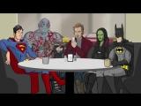 Я Бэтмен! vs Я есть Грут. Я залип