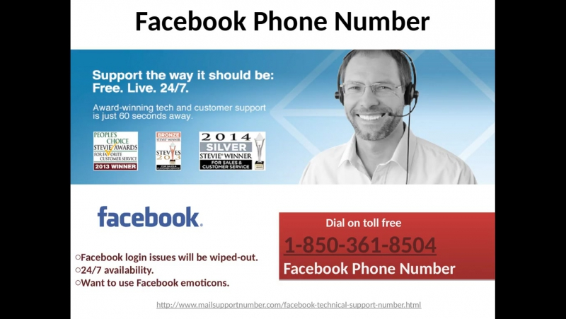 Who will attend my call after dialing Facebook Phone Number 1-850-361-8504?