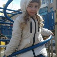 Анкета Екатерина Криницына