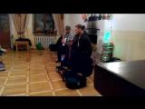 Павел Пиковский и Евгений Соколов - импровизация