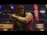 Eddy Gordo | Tekken 7 | Capoeira