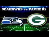 NFL 2017 Week 1 - SEAHAWKS at. PACKERS  LIVE  Тачдаун ТВ