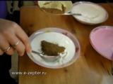 Творожный десерт Трио - Homemade quark dessert Trio