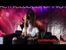 Carolina Abril y Voluntario del Publico - Salon Erotico de Barcelona (nn)