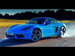 Top Gear - Porsche 718 Cayman S