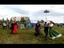 Танцы на фестивале Меч в камне