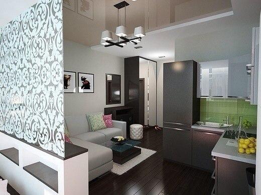 Дизайн студия 20 кв