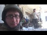 видос из Автошколы освобождёный саа вчера в района Айн Teрма восточная гута дамаск