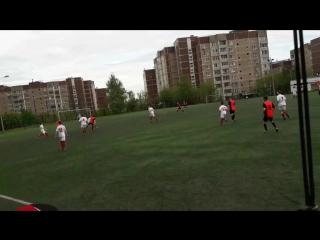 ДЮСШ82-Тушино 2-1 Мы вышли на 1 место!