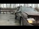 Авария по дороге в аэропорт