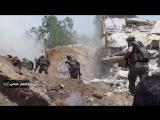 Прогресс Сирийской армии в округе аль-Кабун на северо-востоке Дамаска