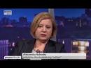 Flüchtlinge polnische Journalistin redet Klartext Gutmenschin verschlägt es fast die Sprache