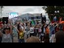 Флешмоб ко Дню города от клуба спортивного бального танца Виктория