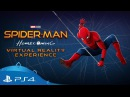 Spider Man Homecoming VR Experience Trailer