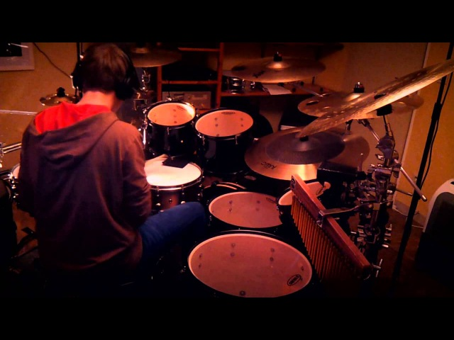 Septembre - I Am Weightless (Drum Cover by Marc Spies)