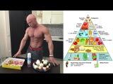 Экстремальный Рацион питания / Экстремальные результаты на сушке