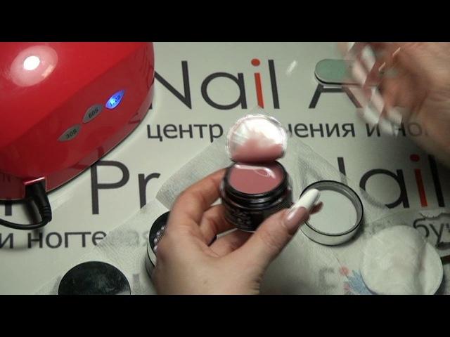 О системе биорастворимого моделирования Nail Flex