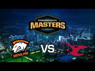 Virtus.Pro vs. Mousesports - Mirage - Quarter-final - DreamHack Masters Las Vegas 2017
