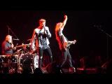 Q ueen and Adam Lambert   Under Pressure  IWTBF   Houston -Toyota Center-   2017 08 05