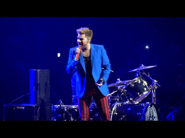 Q ueen and Adam Lambert STL CLTCL Houston 2017 08 05 4K HD