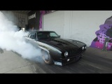 HOONIGAN Daily Transmission 009 Josh Kalis' 1300HP Camaro and a Game of SKATE.
