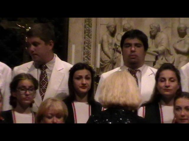 Coro giovanile Svitych dell'Universita Statale intitolata N. Gogol