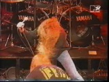 Obituary Interview + Turned Inside Out @ Marquee Club - London, England (08-05-1991) PRO