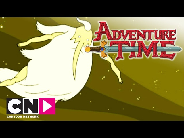 Время приключений | Заложники любви (серия целиком) | Cartoon Network