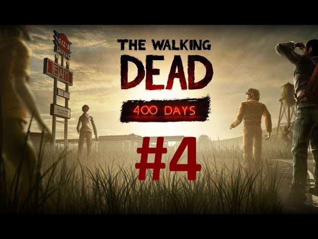 Ходячие Мертвецы. 400 дней. Серия 4. Бонни (прохождение на русском)