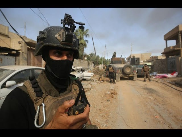 Война и мир в современном Ираке/War and peace in modern Iraq