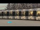 В Башкортостане вышли в рейс новые экологичные автобусы