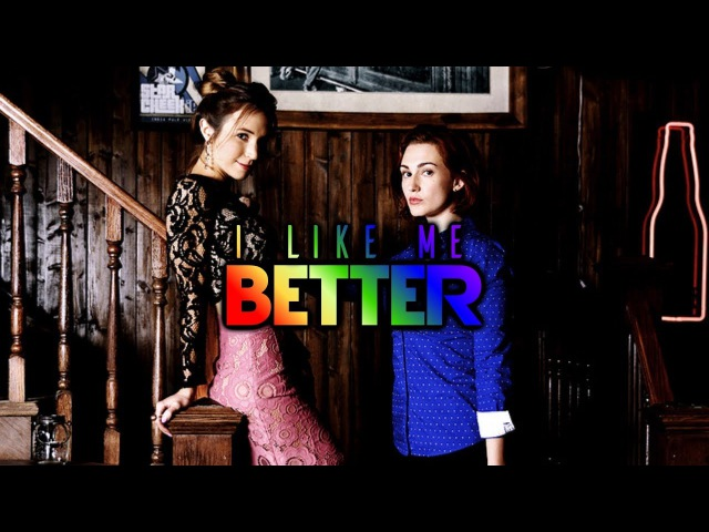 I like me better | multi-femslash [Be Proud w/PositivityGleek]