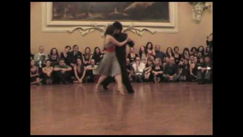 Federico Naveira y Ines Muzzopappa Vals Tango R evolution 2009