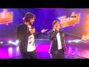 4 голоса жюри и встреча с кумиром: участник шоу «Ты супер!» Дэниел спел дуэтом с Ф