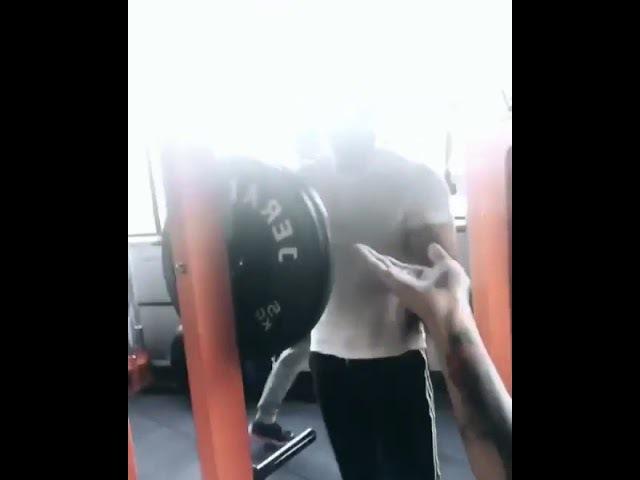 Ranveer Singh, Bani J Spotted At Bandra Gym