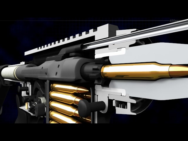 How An AR 15 Rifle Works Part 2 Function