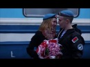 девушка дождалась парня из армии ВДВ Беларусь