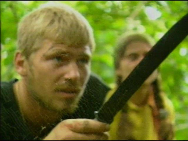 Последний герой: За кадром. (Первый канал, 2002 г.). 6 серия.