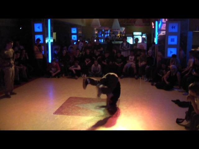 Dance or die/Top 16 B-boys: Bulka(ESBB) VS Kuzya(EK)