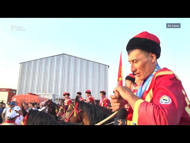 Сборная Казахстана стала чемпионом мира по кокпару