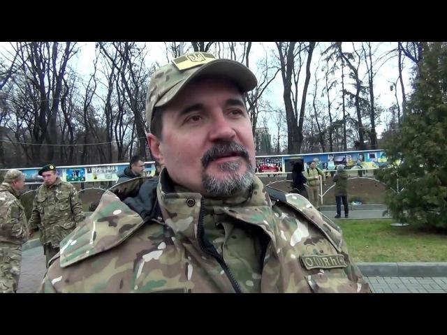 Интервью командира подразделения Сармат (АТО, ВСУ, ЗСУ, ДНЕПР-1, добровольцы)