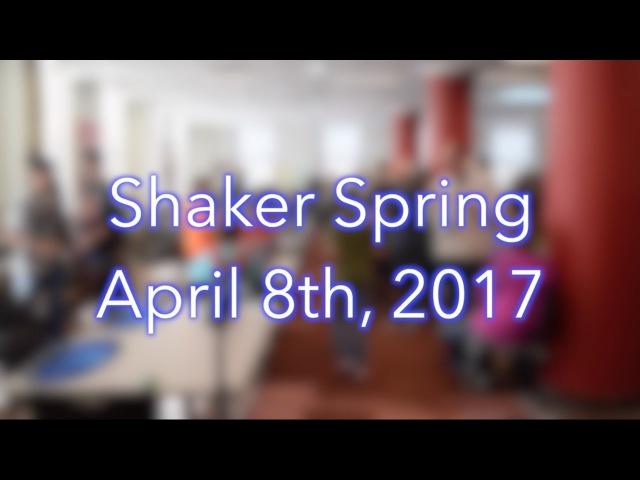 Shaker Spring 2017