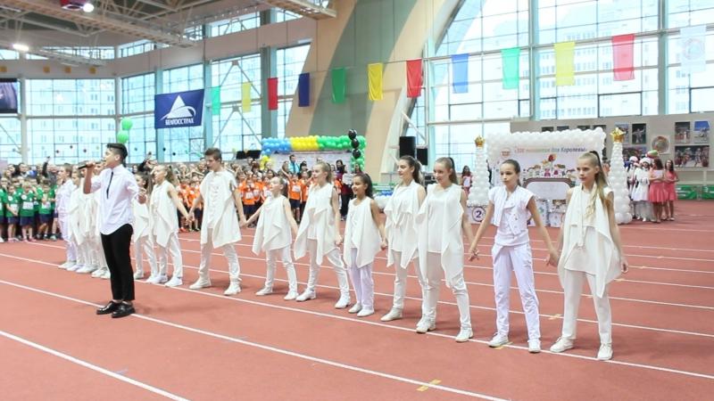 Руслан Асланов (Детское Евровидение 2015) и балет Центра Искусств АРТ ПЛАТФОРМА