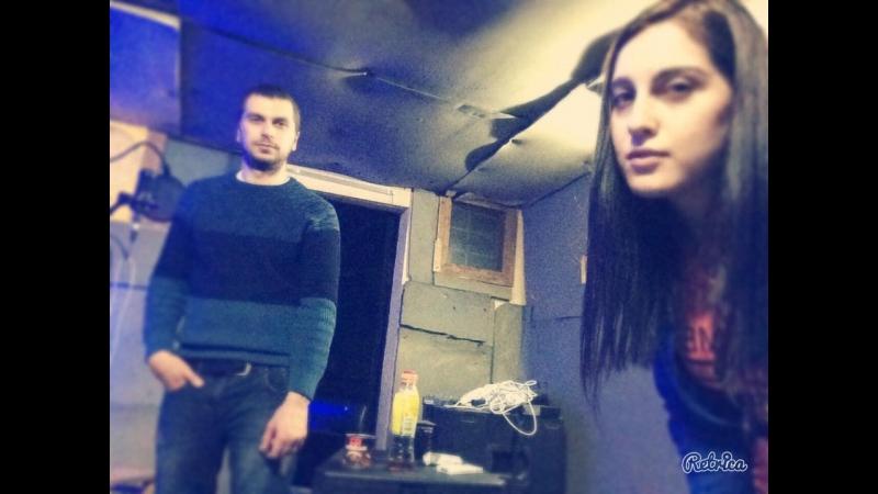 Qucha Qucha Davdivar (STUDIO VERSION 2015) / Beso Rostiashvili Salome Tetiashvili