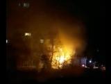 Пожар в пекарне на Никитина, 70